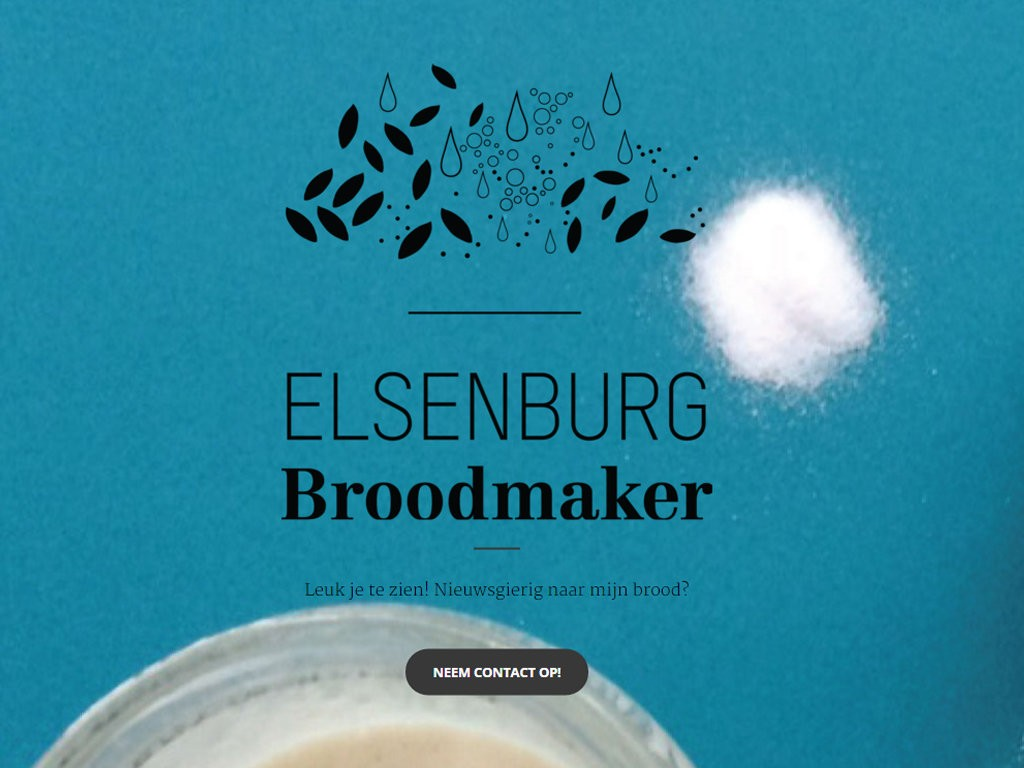 Elsenburg Broodmaker